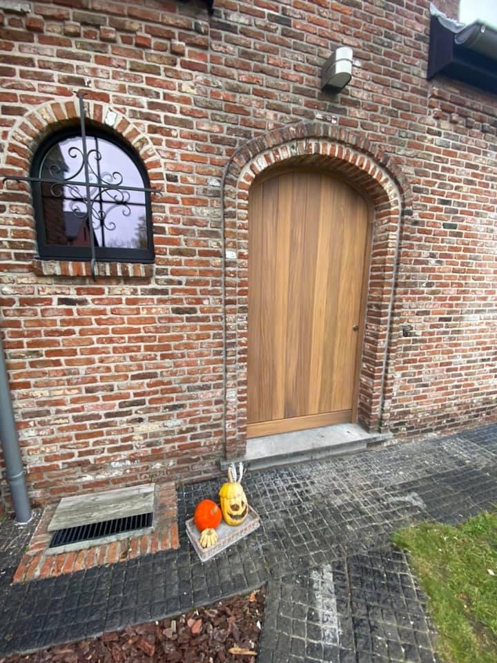 renovatie deur