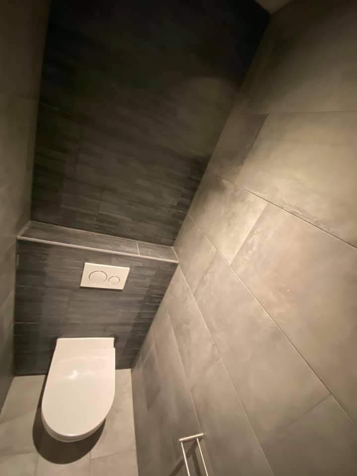 badkamerrenovatie toilet