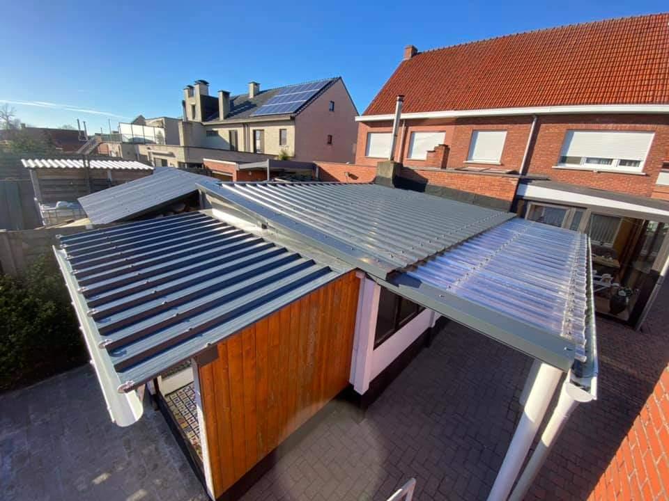 dakwerken renovatie asbest