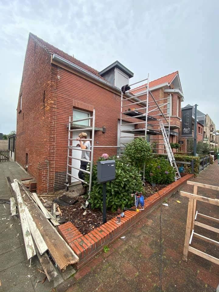 dakwerken dakgoot renovatie