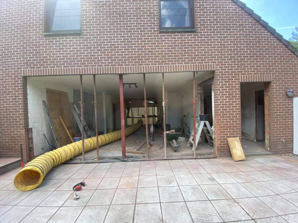 Verbouwen Poutrel